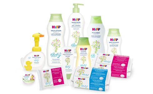 0fecc43884cbb2 Vous pouvez faire confiance aux produits HiPP Babysanft car ils ne  contiennent aucun produit pouvant nuire à la peau de bébé.